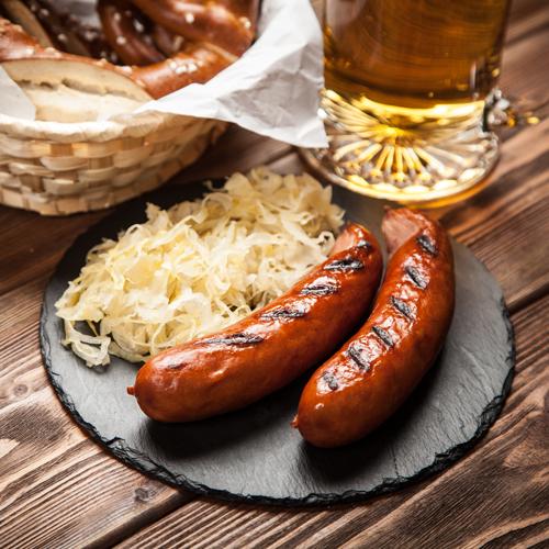 Authentic German Food